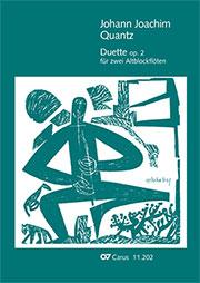 Johann Joachim Quantz: Duette