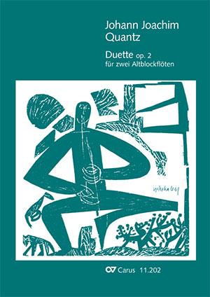 Johann Joachim Quantz: Duets
