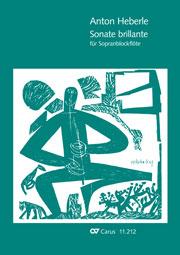 Anton Heberle: Sonate brillante
