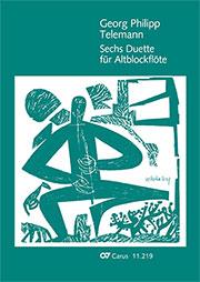 Telemann: Sechs Duette