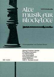Georg Friedrich Händel: Fitzwilliam-Sonaten