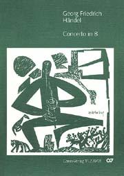 Georg Friedrich Händel: Concerto in B