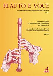 Flauto e voce XIV