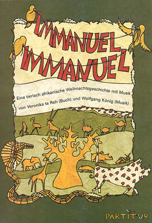 Wolfgang König: Immanuel - Immanuel