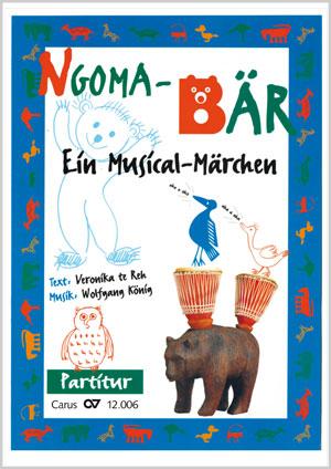 Wolfgang König: Ngoma-Bär