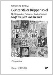 Patrick Fritz-Benzing: Günterstäler Krippenspiel