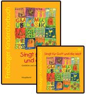 Freiburger Kinderchorbuch. Chorleiter-Paket