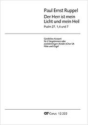 Paul Ernst Ruppel: Der Herr ist mein Licht