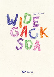 Mark Anders: Widegacksda