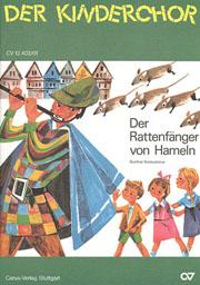 Günther Kretzschmar: Der Rattenfänger von Hameln