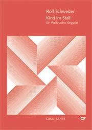 Rolf Schweizer: Kind im Stall
