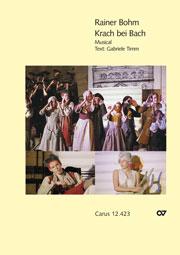 Rainer Bohm: Krach bei Bach