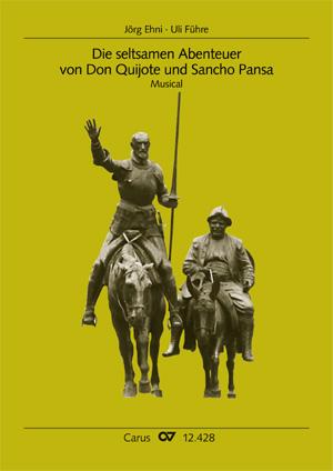 Uli Führe: Die seltsamen Abenteuer von Don Quijote und Sancho Pansa