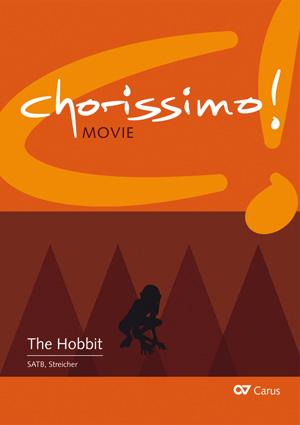 The  Hobbit. Three Arrangements for youth choir (SATB) by Enjott Schneider