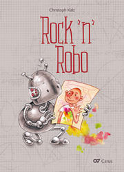 Christoph Kalz: Rock 'n' Robo