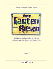 Rainer Bohm: Der Garten des Riesen