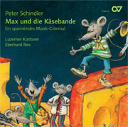 Peter Schindler: Max et la bande des fromages