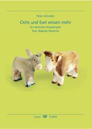 Peter Schindler: Ochs und Esel wissen mehr