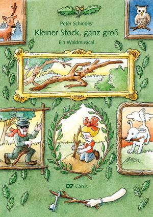 Peter Schindler: Kleiner Stock, ganz groß