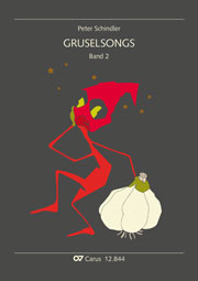 Peter Schindler: Gruselsongs, Bd. 2