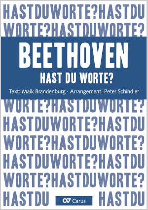 Peter Schindler: Hast du Worte? - Beethoven