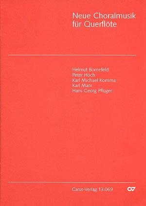 Neue Choralmusik für Querflöte