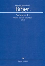 Heinrich Ignaz Franz Biber: Sonate in Es