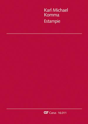 Karl-Michael Komma: Estampie