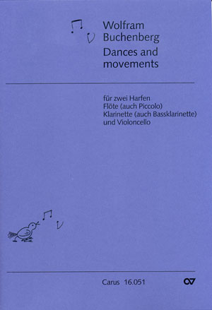 Wolfram Buchenberg: Dances and movements