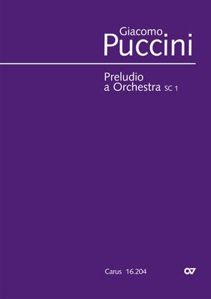 Giacomo Puccini: Preludio a orchestra