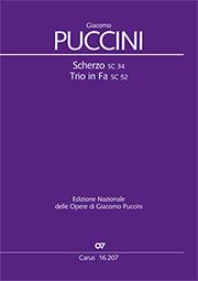 Puccini: Scherzo in A minor / Trio in F major