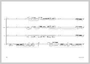 Walter Feldmann: « incantation » «une géométrie » Nr. 2