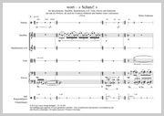 Walter Feldmann: wort - << Schatz! >>