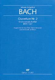 Johann Sebastian Bach: Ouverture Nr. 2