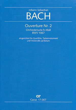 Johann Sebastian Bach: Ouverture n°2