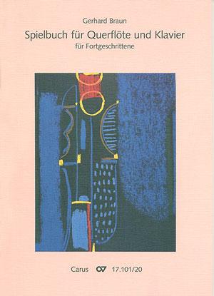 Gerhard Braun: Querflötenschule (Spielbuch 4 für Fl und Pfte)