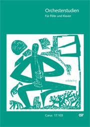 Robert Dohn: Etudes d'orchestre pour flûte