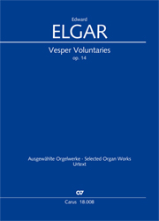 Edward Elgar: Vesper Voluntaries