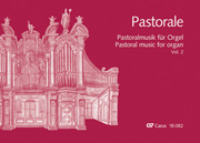 Pastoral music for organ, vol. 2: Germany, Bohemia, Austria, South Tyrol