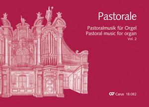 Pastoral music for organ, vol. 2: Germany, Bohemia, Austria, South Tyrol