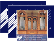 Aphorismen, Intonationen und Choralvorspiele - Set (Band I + Band II + CD)
