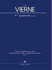 Louis Vierne: Symphonie Nr. 4 in g