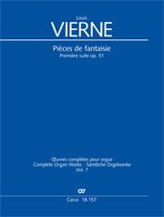 Louis Vierne: Première Suite
