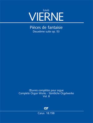 Louis Vierne: Deuxième Suite