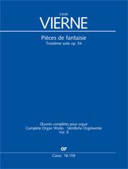 Louis Vierne: Troisième Suite
