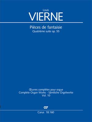 Louis Vierne: Quatrième Suite
