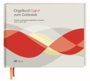 Orgelbuch light zum Gotteslob. Band 2 (ab GL 352)
