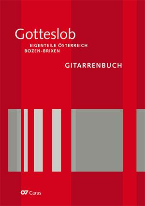 Gitarrenbuch zum Gotteslob. Eigenteile Österreich / Bozen-Brixen