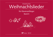 Pallas: Weihnachtslieder für Klavieranfänger II