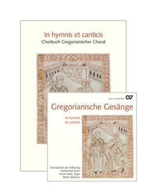 Chorbuch Gregorianik. Chorleiter-Paket